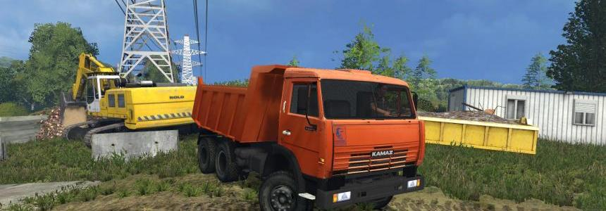 KamAZ 65115 v1.0