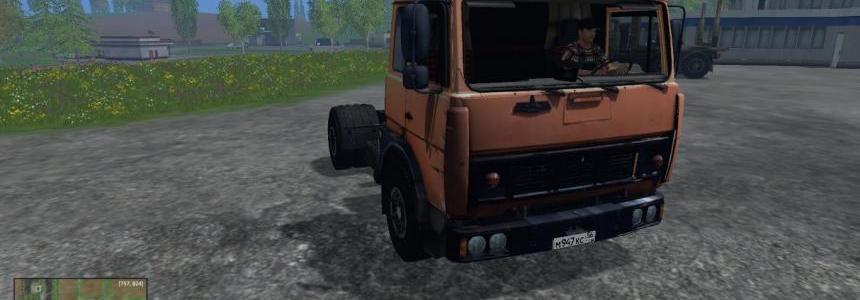 MAZ Truck v1