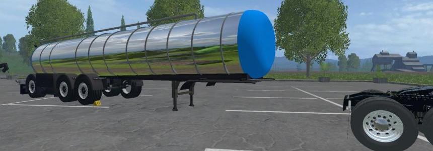 VMT Tarn Liquid Manure Trailer v2