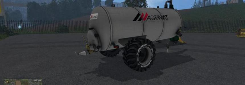 Agrimat manure ton v0.1 beta