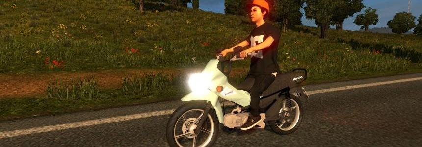 AI Motorcycle 1.21.x