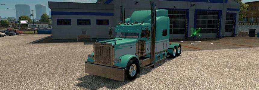 Assorted colour Skins for the Peterbilt 389 by Viper2