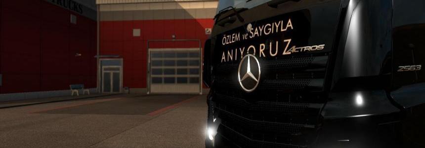Ataturk Skin 1.21.x