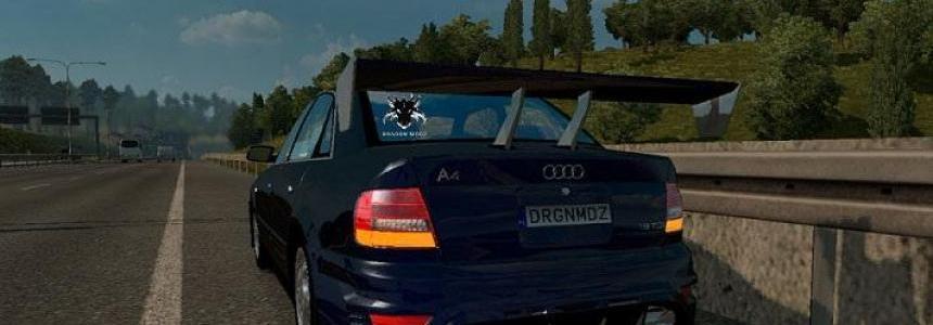 Audi A4 Beta v0.3