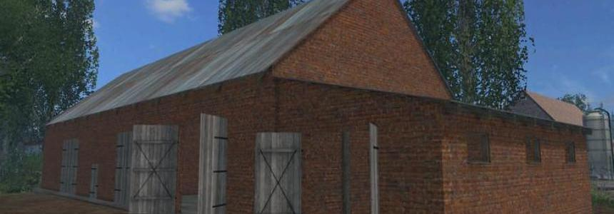 Barn with shelter v1.0