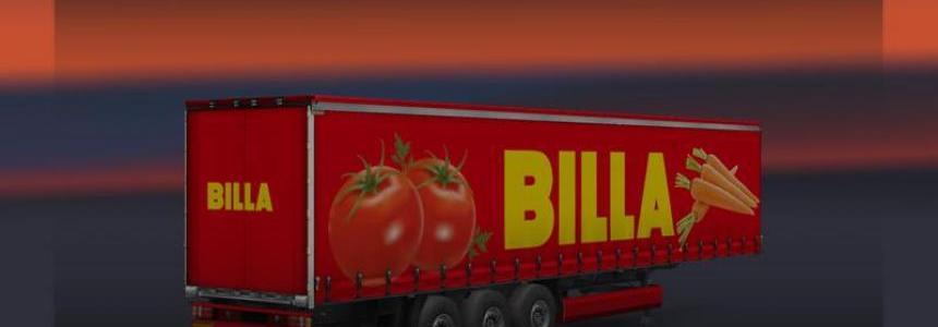 Billa Trailer Skin