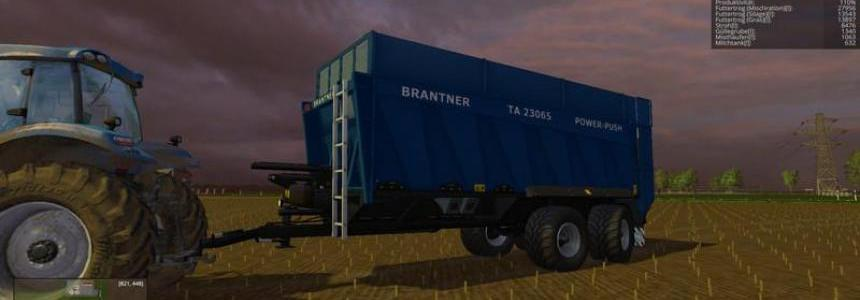 Brantner TA23065 Power Push v1.0