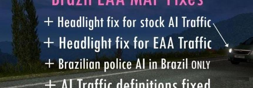 Brazil EAA Map AI Traffic Fixes v2.2