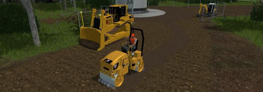Caterpillar cb32 v1.0