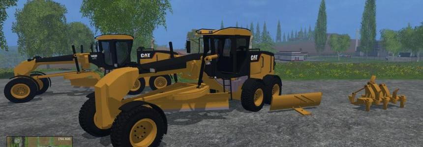 Caterpillar 140M TMP Test BETA v1