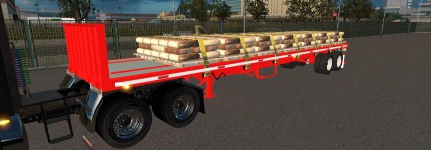 Cement trailer 1.21.x