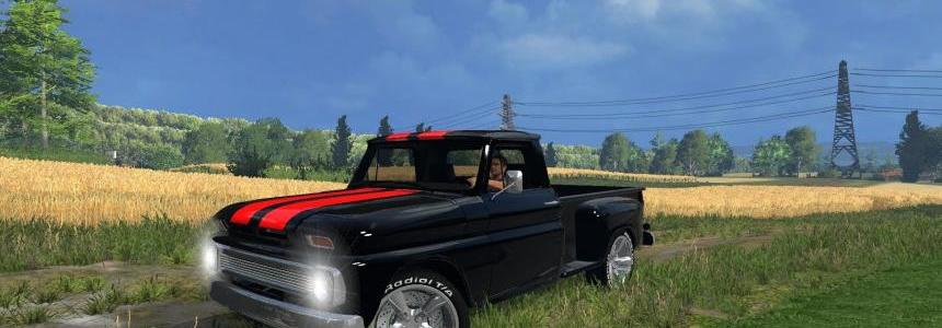 Chevy C10 stepside Tunning v1.0
