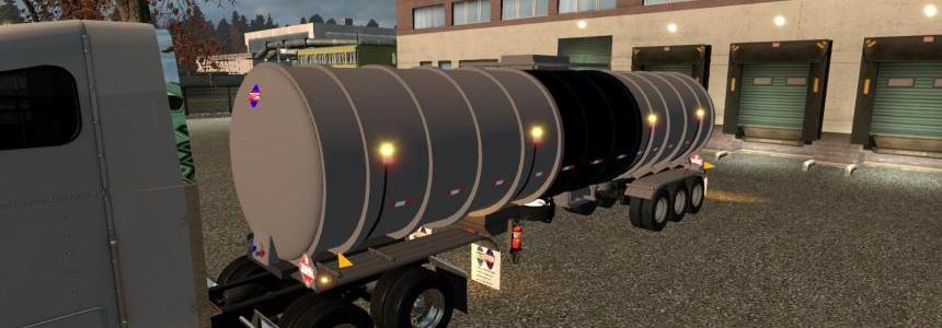 Cistern 3 axle 1.21.x