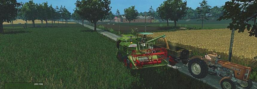 Claas Consul by siudix29 v1.1