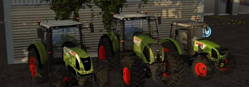 Claas Gear Pack v1