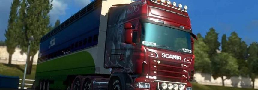 Country style for rjl scania 1.21.x