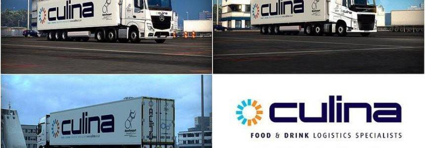 Culina Logistics Pack