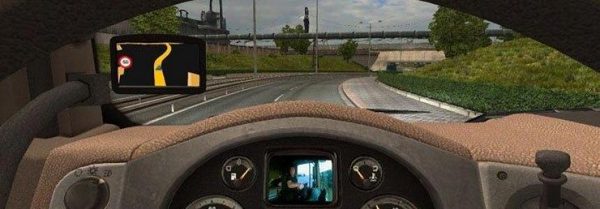 Dashboard for DAF XF 105 v1.1