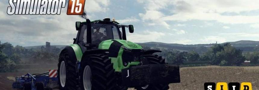 Deutz Fahr 9340 v1.0 Beta