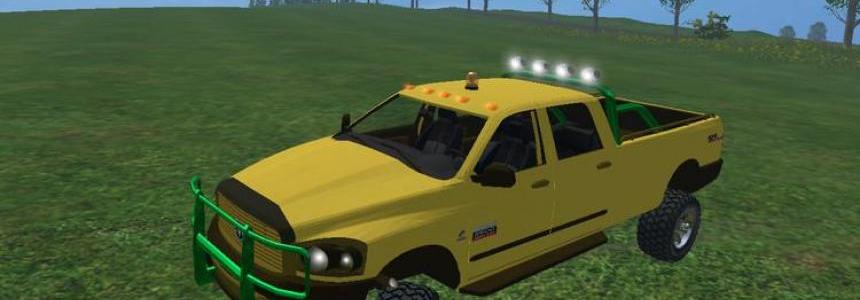 Dodge RAM 2500 Heavy Duty v1.8
