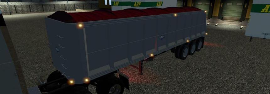 Dump Trailer 3 Axles 1.21.x