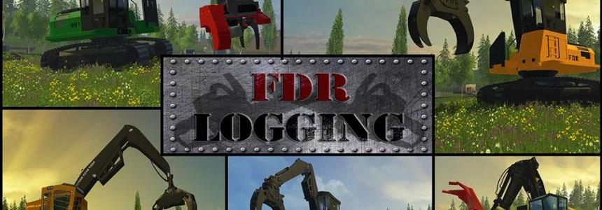 FDR Logging - Machine Update v1.0