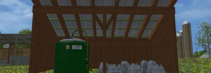 Fertilizer warehouse v1.0