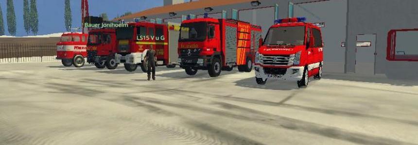 Firemen Bjorn Holm Winter v1.0