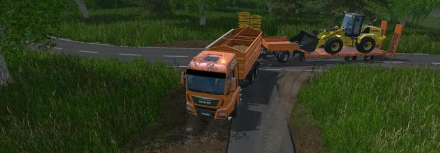 Fliegl Transport Pack v1.5