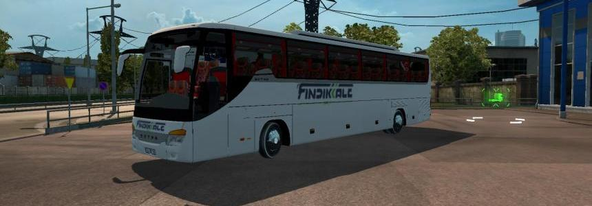 Fındıkkale Skin for Setra 416 GT-HD 1.21