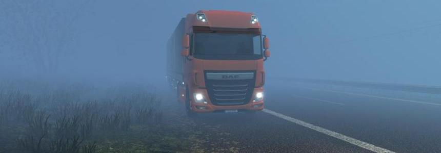 Foggy Weather v1.4 Season Edition