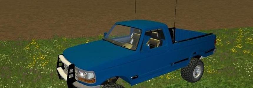 Ford F1000 Brasil v1.0