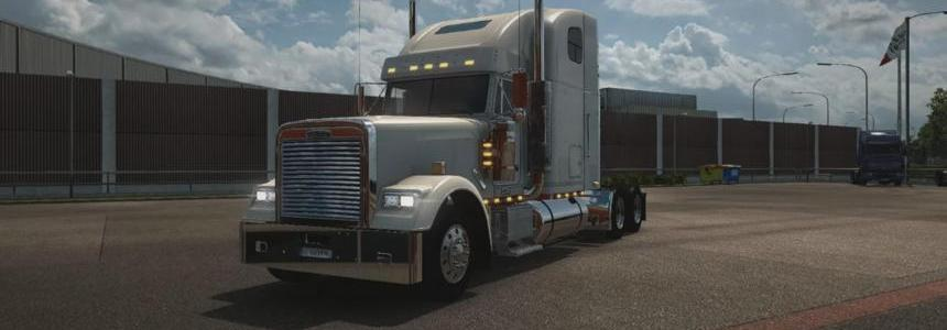 Freightliner Classic XL Reworked v1.0