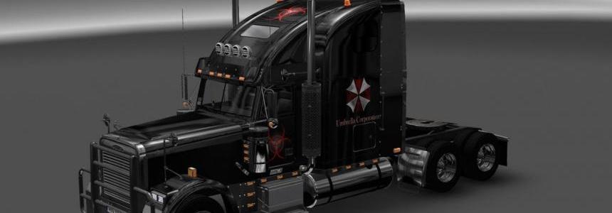 Freightliner Classic XL Umbrella Skin