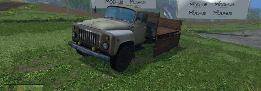 GAZ-53 v3 SimulatorPRO