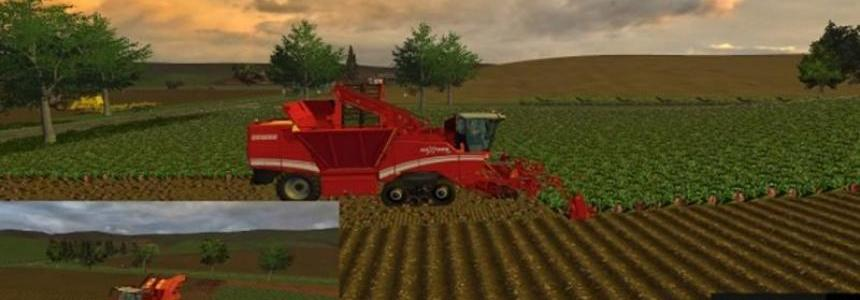 Grimme Maxtron 620 Multifruits v1.0