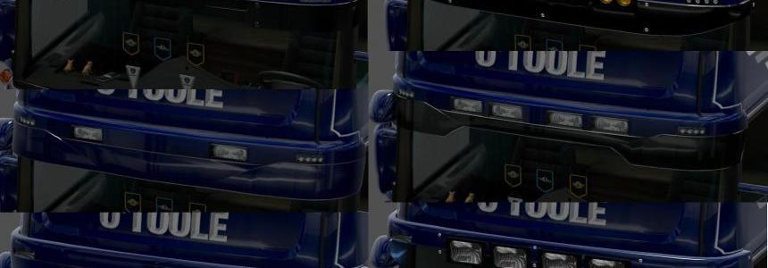 GTM RJL Sunvisor Pack