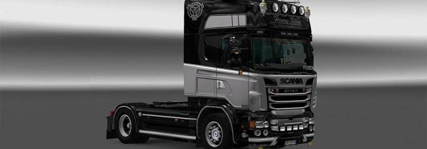 Henry Klop Scania Rjl skin