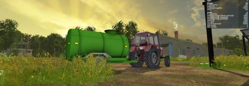 HM Fuel Trailer by Karolis Modding