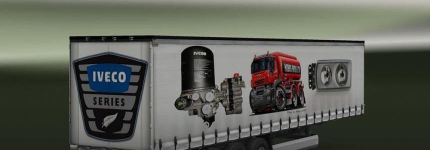 Iveco Spare Parts Trailer