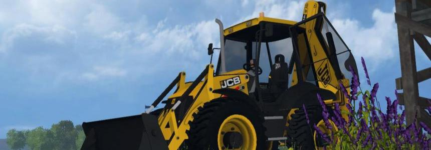 JCB TRACTOPELLE V1 Beta