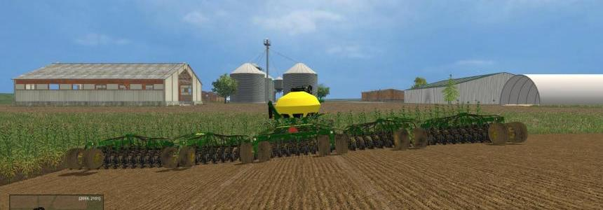 JD 1890 WingFlex Seeder Pack V1