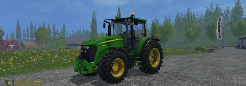 JOHN DEERE 7730 New Gear v1.0