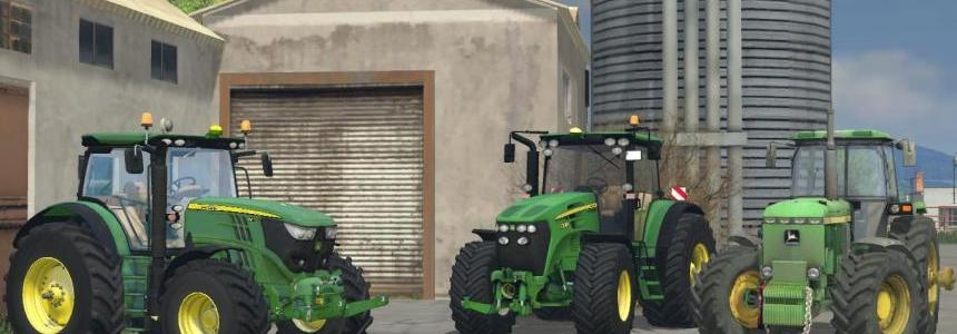 John Deere Pack By Alali v2.0