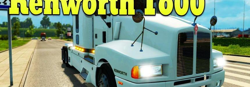 Kenworth T600 Update