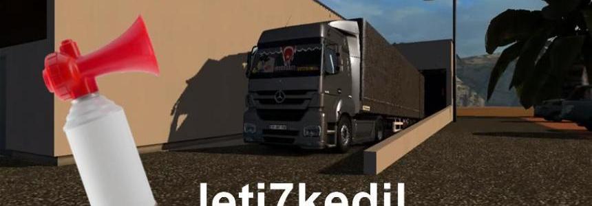 Leti7kedil's Air Horn 1.21.x - 1.22.x