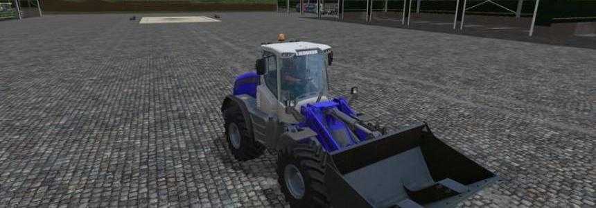Liebherr L538 AWS Blue Edition v1.0