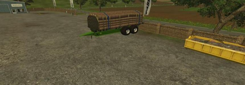 Logging trailer v1.0