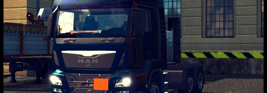 MAN Euro 6 Agrar Truck V0.1