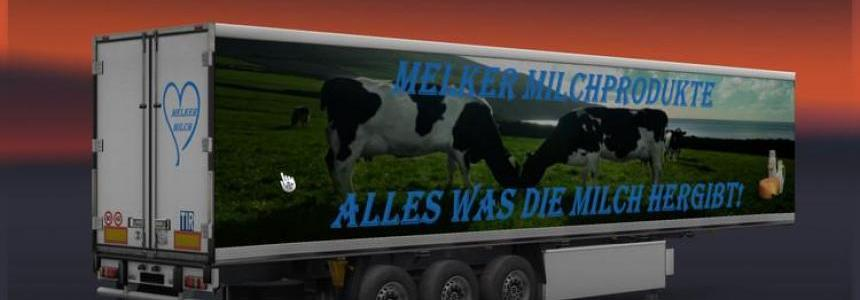 Melker milk crown Trailer v1.0